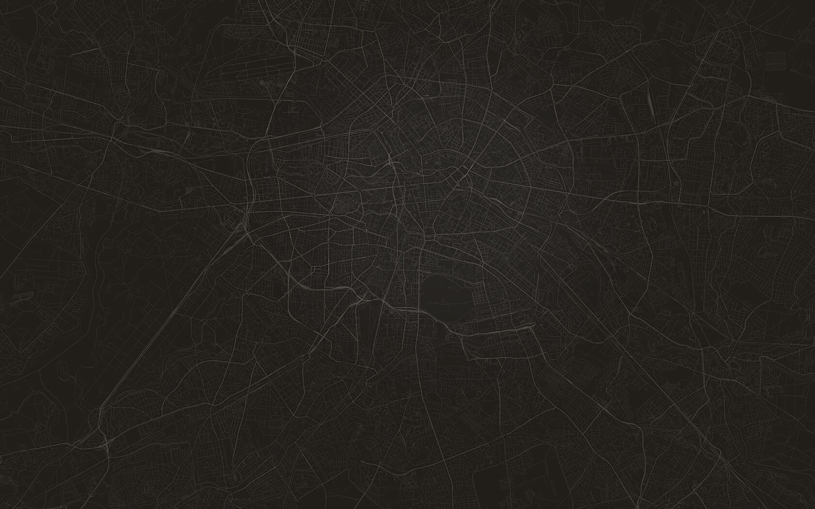 urban Mobility Berlin City Map - SCROOSER art